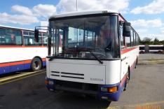 Konec prvních Karos B952 v Olomouci