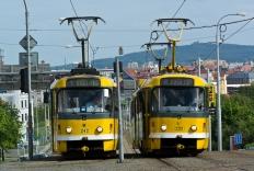 Konec tramvají typu T3M v Plzni