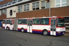 Střední opravy Karos pro Olomouc pokračují