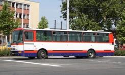 Konec Karos B932 v Olomouci