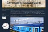 Železniční zajímavosti Alan Butschek
