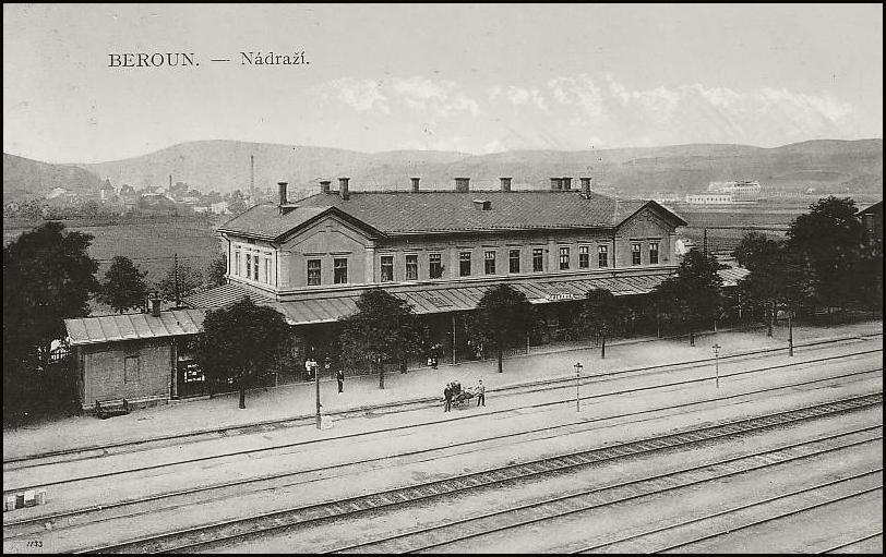 Beroun 1911