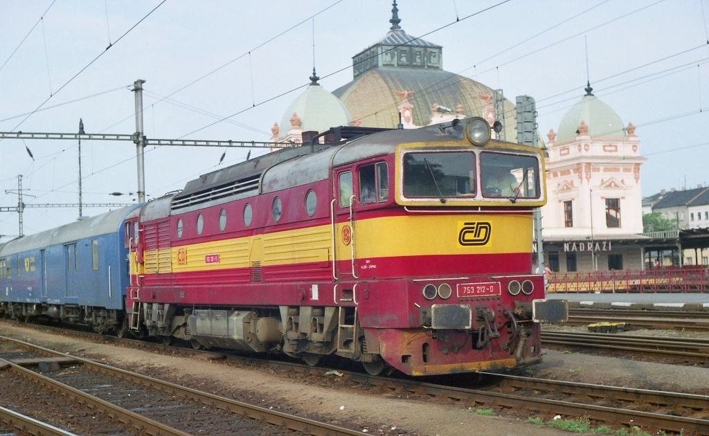 753 v Plzni
