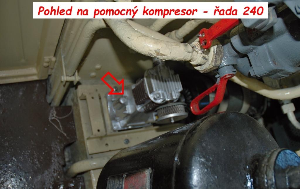 pom. kompresor